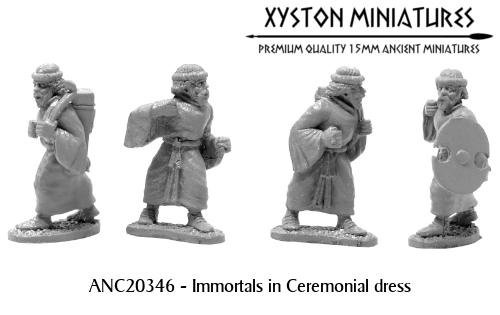 Xyston Minatures