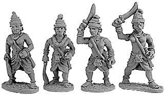 Southern Maryland Partizan Press: 28mm Maiden Guard